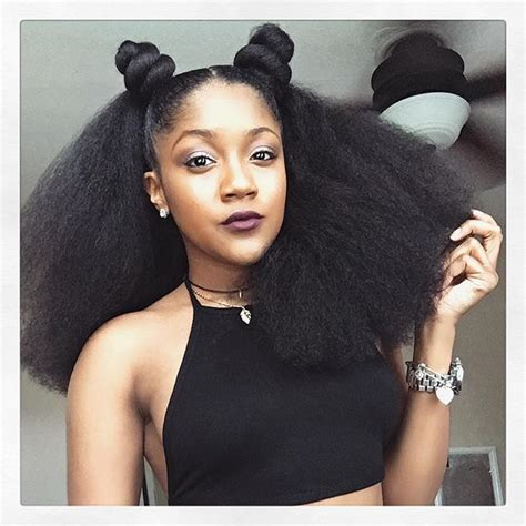 blow out hair styles for black women with hair jewerly 44 best bantu knots images on pinterest protective