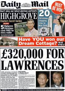 news latest headlines photos and videos daily mail online stephen lawrence case how killers were finally brought to