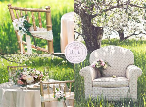 Wedding Garden Decor Ca Style Inspiration Garden Wedding In A Blooming Apple Orchard