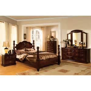 poster bed bedroom sets overstock shopping stylish