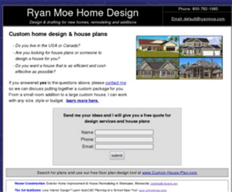 ryan moe home design reviews ryanmoe com ryan moe home design