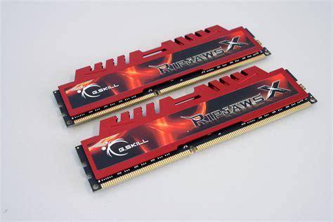 Ram Gskill Ddr3 Wts On Sale 16gb G Skill Ddr3 Ripjaws X Gaming Ram 1866 Mhz Brand New Free Shipping