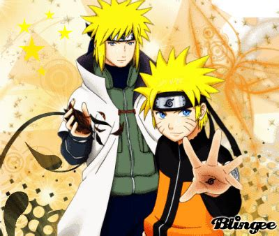 wallpaper emo gif minato and naruto picture 102314742 blingee com