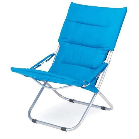 chaises de plage gelert chaise de plage rembourr 233 e newton achat vente