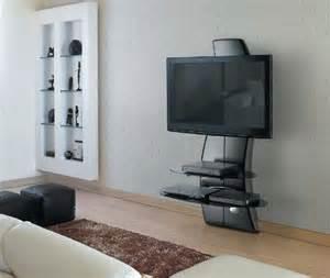 support tv mural avec tablette fixation meuble tv ikea solutions pour la d 233 coration