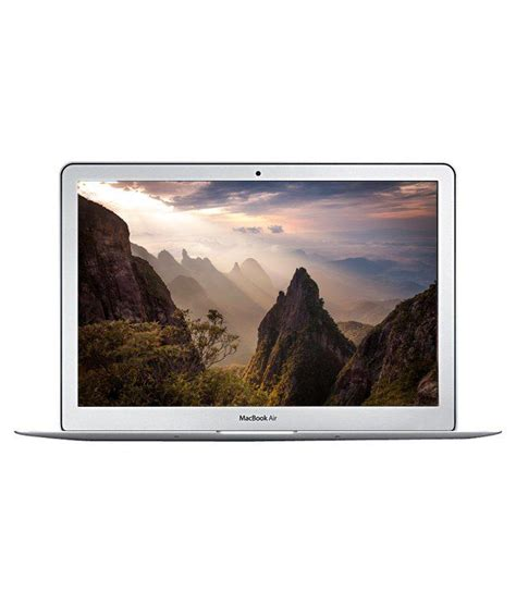 Ram Macbook Air apple macbook air mmgf2hna notebook intel i5 8gb ram 128gb ssd 33 78 cm 13 3 os x el