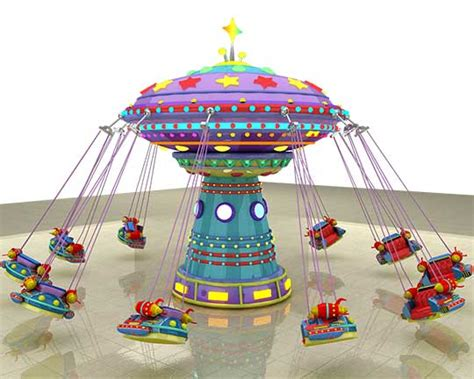 swings amusement park ride chair o plane fairground ride carnival flying swing ride