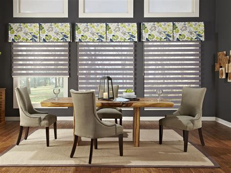 Window Treatments For Bay Windows In Dining Rooms window treatments for dining room ideas homesfeed