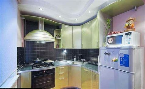 Small Kitchens Designs Ideas Pictures by