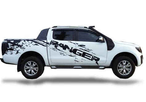 Ford Sticker by Ford Ranger Vinyl Decal