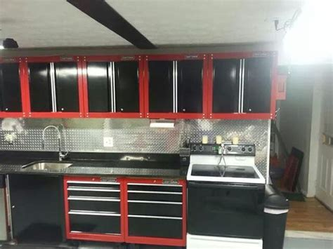 box kitchen cabinets tool box kitchen this would be awesome in rob s garage