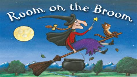 room on the broom book room on the broom by donaldson and axel scheffler read aloud