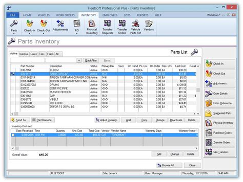 best fleet management software fleet maintenance software fleetsoft