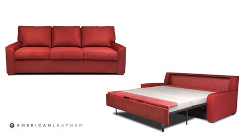 Best Leather Sleeper Sofa by American Leather Sleeper Sofas Tourdecarroll