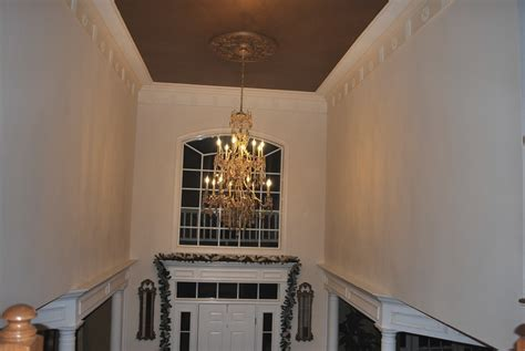 Open Foyer Decorating Ideas Help With Paint In A 2 Story Foyer With An Open Floor Plan