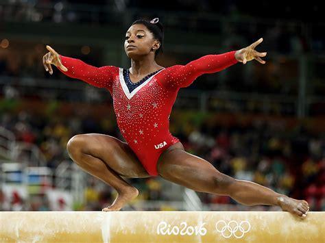 Best Gymnastics Floor by Lou Retton Calls Biles Greatest Gymnast