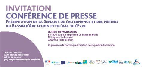 Modèle De Lettre D Invitation à La Presse Modele Invitation Presse Document