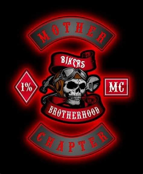 Bikers Brotherhood The Lost Mc 17 best images about mc outlaws club colors on