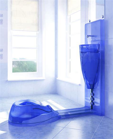 fancy toilet flo toilet makes pooping even more exhausting gizmodo