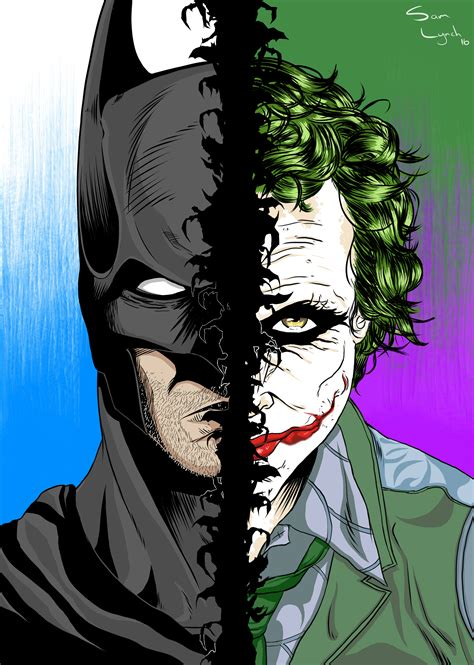 imagenes batman vs joker batman vs joker by samlynch on newgrounds