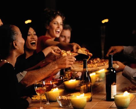 dinner at restaurant here s how to forget your diet guilt and enjoy your