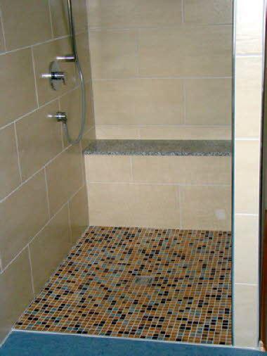 Begehbare Dusche 1 by Bilder