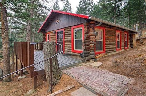 Colorado Log Cabin by 575 Sq Ft Colorado Log Cabin