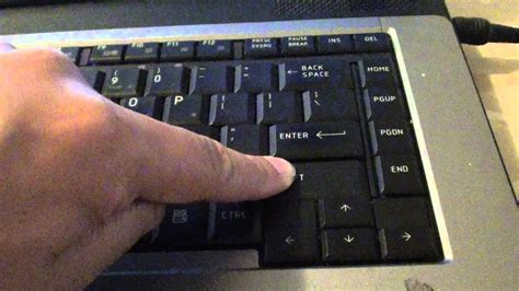 Keyboard Not Typing Letters