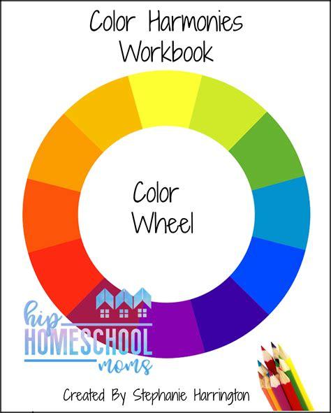 color harmonies color harmonies workbook hip homeschool