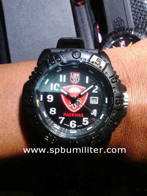 Jam Tangan Militer Luminox jam tangan luminox paskhas spbu militer