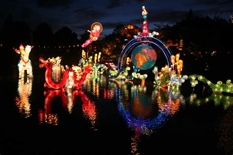 The Magic Of Lanterns In Montreal And In China Decogirl Montreal Botanical Gardens Lanterns