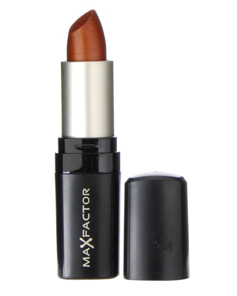 Lipstik Max Factor max factor lipstick colour collections 775 copper