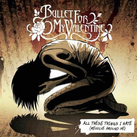 free mp3 bullet for my album all these things i revolve around me bullet for