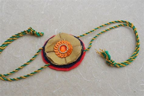 How To Make Handmade Rakhi Designs - handmade rakhi designs for competition coloring pages