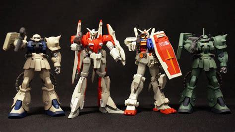 Kaos Gundam Gundam Mobile Suit 19 機動戦士ガンダム fw gundam standart 19 mobile suit gundam