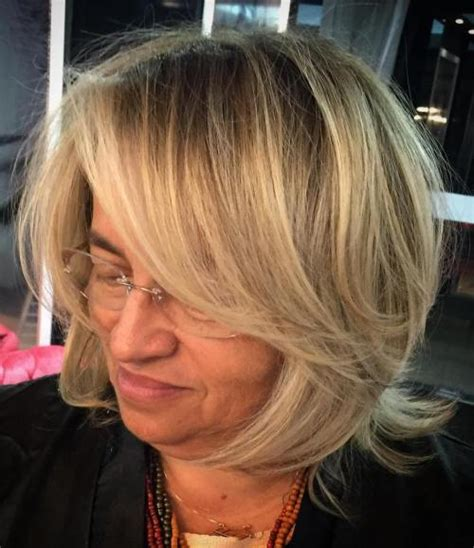 bob haircuts with bangs for women over 50 80 respectable yet modern hairstyles for women over 50