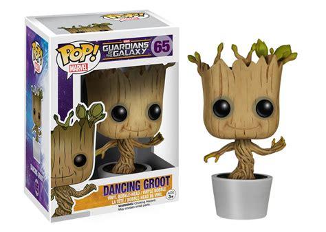 Funko Pop Marvel Guardians Of The Galaxy Groot Ravagers pop marvel guardians of the galaxy groot funko