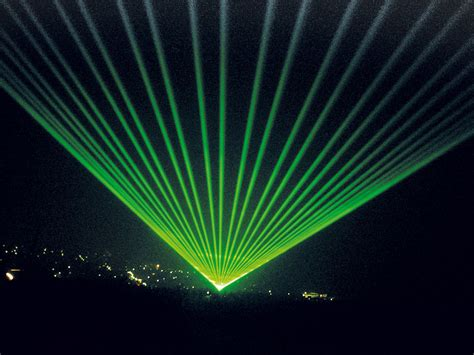 Outdoor Laser Light Show Lc 10 Open Air Projection Outdoor Laser Show