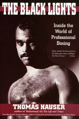 boxing a concise history of the sweet science books the black lights inside the world of
