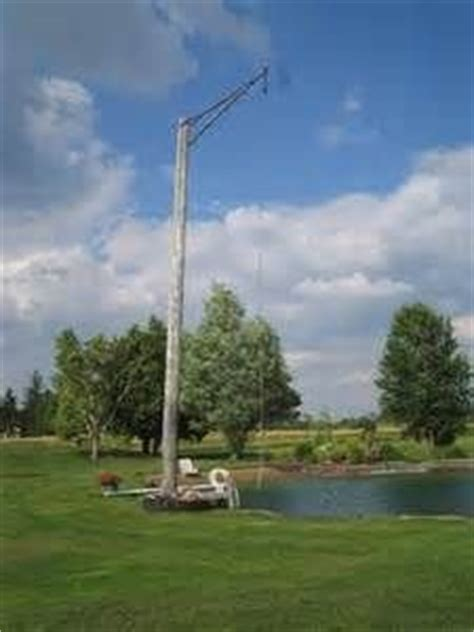 dock rope swing telephone pole rope swing pond bing images family fun