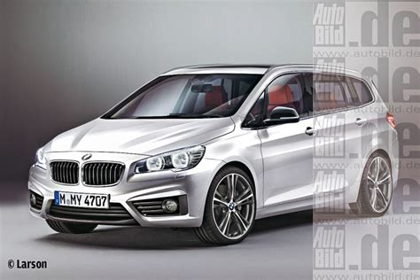 Auto Erlkönig by Bmw 1er Einser Fast Family Active Sports Tourer Erlk 195 182 Nig