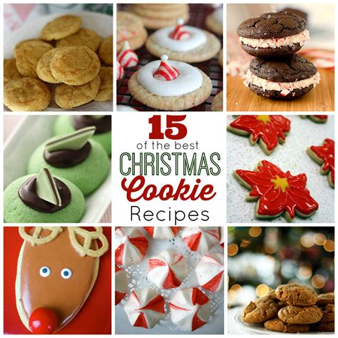 15 of the best christmas cookies skip to my lou