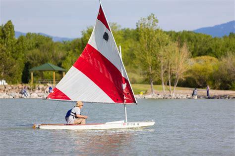sailboats utah utah lake yacht club goes sailing dav d photography