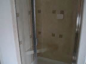 tile shower with tile seat flickr photo