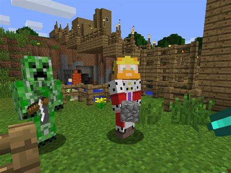 Minecraft Pc Xbox 360 Game 29 7 X 42cm Poster Art Print Amk2259 Ebay - minecraft xbox 360 skin pack to offer 40 skins first screenshots released