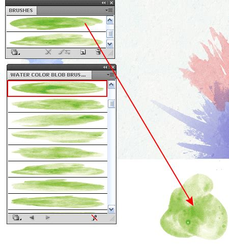 watercolor adobe tutorial how to create watercolor background in adobe illustrator