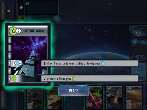 Race For The Galaxy Board Boardgame race for the galaxy ios review board quest