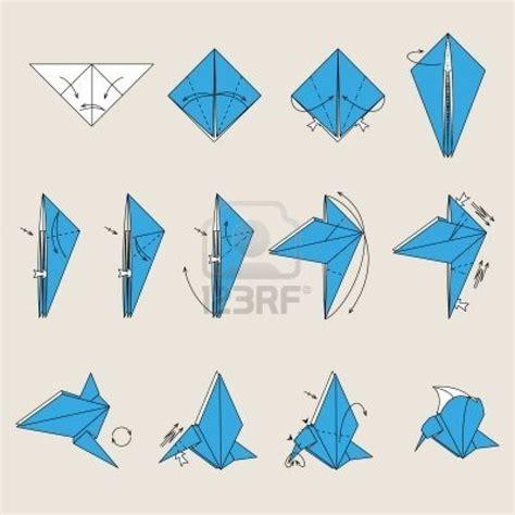 Membuat Origami Simple | les 25 meilleures id 233 es de la cat 233 gorie oiseau origami sur