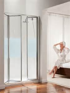 tri fold shower door coram premier tri fold shower door 1200mm satin glass