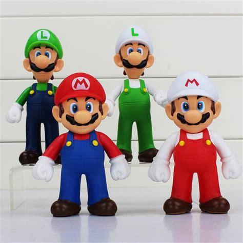 Diskon Figure Mario Bross Luigi 2018 mario luigi mario luigi figures doll